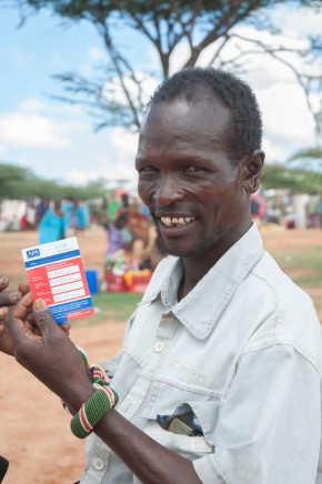 Mifugo Maisha Payouts in Marsabit and Isiolo
