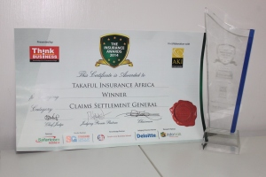 Award - Winner - Claims Settlement - General - 2014