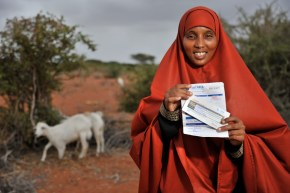Integrating index-based livestock insurance with community savings and loan groups in northern Kenya