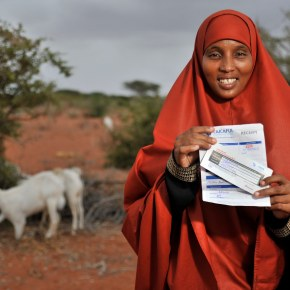Integrating index-based livestock insurance with community savings and loan groups in northernKenya
