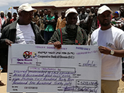 Largest-ever micro-insurance payout made to Ethiopian pastoralists